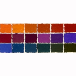 Unison Special Collection Saturated Colors Set of 18