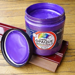 Speedball Opaque Screenprinting Ink - 8 oz Jars