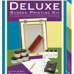 Speedball Screen Printing Deluxe Kit