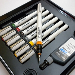 Koh-I-Noor 7 Technical Pen Set