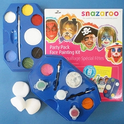 Snazaroo Party Pack Face Painting Kit
