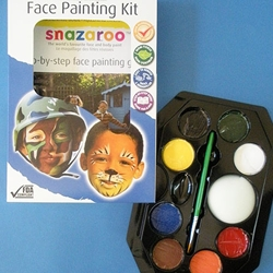 Snazaroo Wild Face Painting Kit