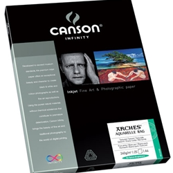 Canson Infinity - Packs of 25 Sheets (8.5x11 Inches)