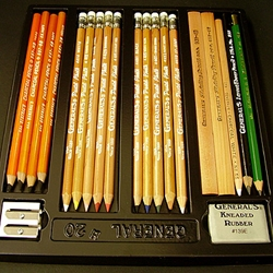 General #20 Classic Sketching Kit