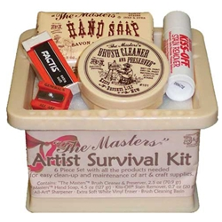 Generals The Masters Artist Survival Kit