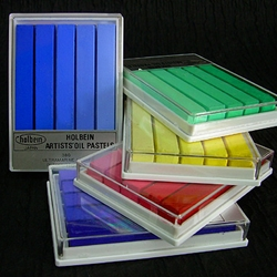 Holbein Oil Pastels - Set of Five Hues