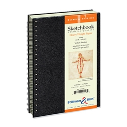 Stillman & Birn Archival Quality Sketchbooks - Gamma Series Wire Bound