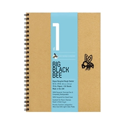 Bee Paper - Big Black Bee Bogus Pad 70#