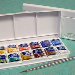 Winsor & Newton Cotman Watercolour - Sketchers Pocket Box Set