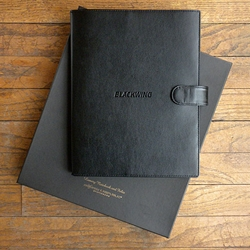 Blackwing Luxury Notebook & Folio (Large)