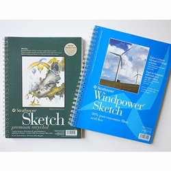 "Strathmore 9""x12"" Sketchbook Dual Pack - 2 Sketchbooks"