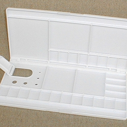 Plastic Folding Watercolor Palette Box