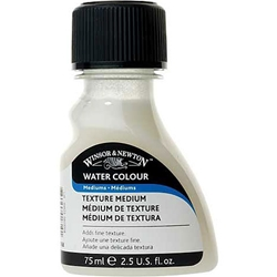 Winsor & Newton Watercolor Medium-Texture Medium - 75 ml Bottle - Texture Medium