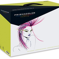 Prismacolor Art Marker Set - 156 Color Brush Marker Set