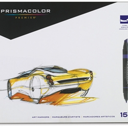 Prismacolor Art Marker Set - 156 Color Marker Set