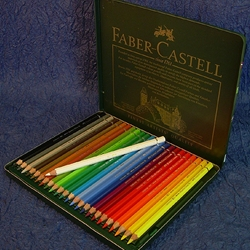 Faber Castell Albrecht Durer Watercolor Pencils Set of 24