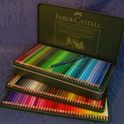 Faber Castell Albrecht Durer Watercolor Pencils Set of 120