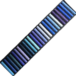 Girault Soft Pastel Sets - Blue Set - Set of 25 Pastels