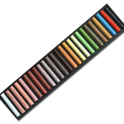 Girault Soft Pastel Sets - Portrait Tones Set - Set of 25 Pastels