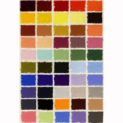 Girault Soft Pastel Sets - Claude Texier #1 Set - Set of 50 Pastels