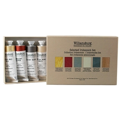 Williamsburg Selected Iridescent 6 Color Set