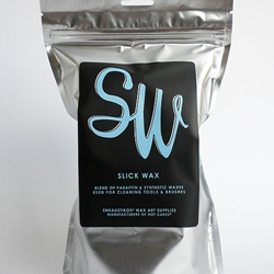 Enkaustikos Slick Wax - Resealable Bag - 16oz (453g)