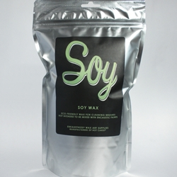 Enkaustikos Soy Wax - Resealable Bag - 12oz
