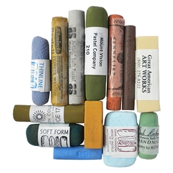 The Tastiest Pastel Sampler - 14 Landscape Sticks