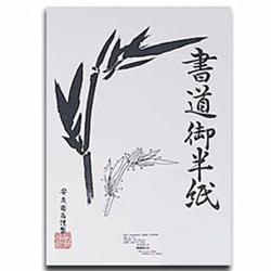 "Hanshi Sumi Paper - Pack of 500 9.5""x13"" Sheets"