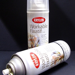 Krylon 1311 Matte Finish Spray for Artists