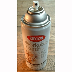 Krylon Workable Fixative 11oz