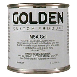 Golden MSA Gel