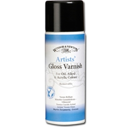 Winsor & Newton Artists' Picture Varnish - Gloss - 10.44oz