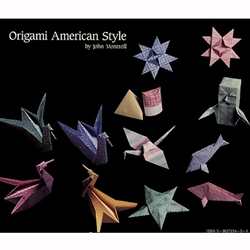 Origami American Style - Book and Paper Set