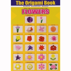 The Origami Book- Flowers