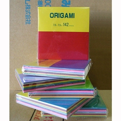 "Origami Paper - 142 Solid Color Sheets 2-7/8"" (7.5cm) Square"