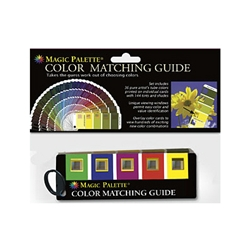 Magic Palette - Color Matching Guide