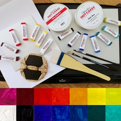 Ultimate Encaustic Printmaking Kit