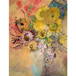Great American Pastels - Vibrant Sunflower Assortment by Jimmy Wright - 78 Handmade Soft Pastels