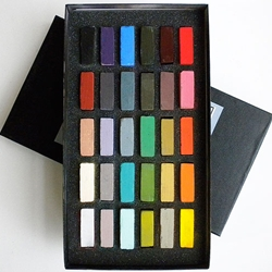 Terry Ludwig Pastels - 30 Color Cityscape Set