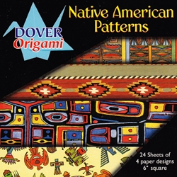 Dover Origami - Native American Patterns