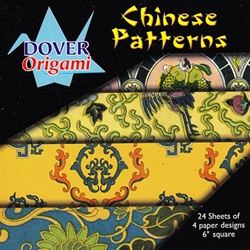 Dover Origami - Chinese Patterns