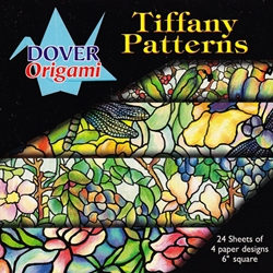 Dover Origami - Tiffany Patterns