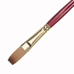 Princeton Best Synthetic Sable Brushes - Strokes