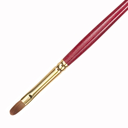 Princeton Best Synthetic Sable Brushes - Cat's Tongues