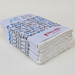 Khadi Paper Packs from India - 140lb (320gsm) Watercolor Paper