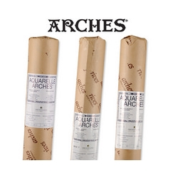 Arches Watercolor Paper Rolls