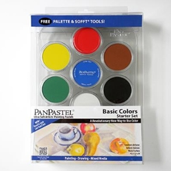 PanPastel Starter Kit - Basic Colors