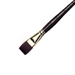 Winsor & Newton Galeria Brushes - Short Handle One Strokes