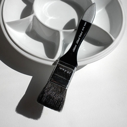 Silver Brush Black Velvet Brushes - Wash Blender